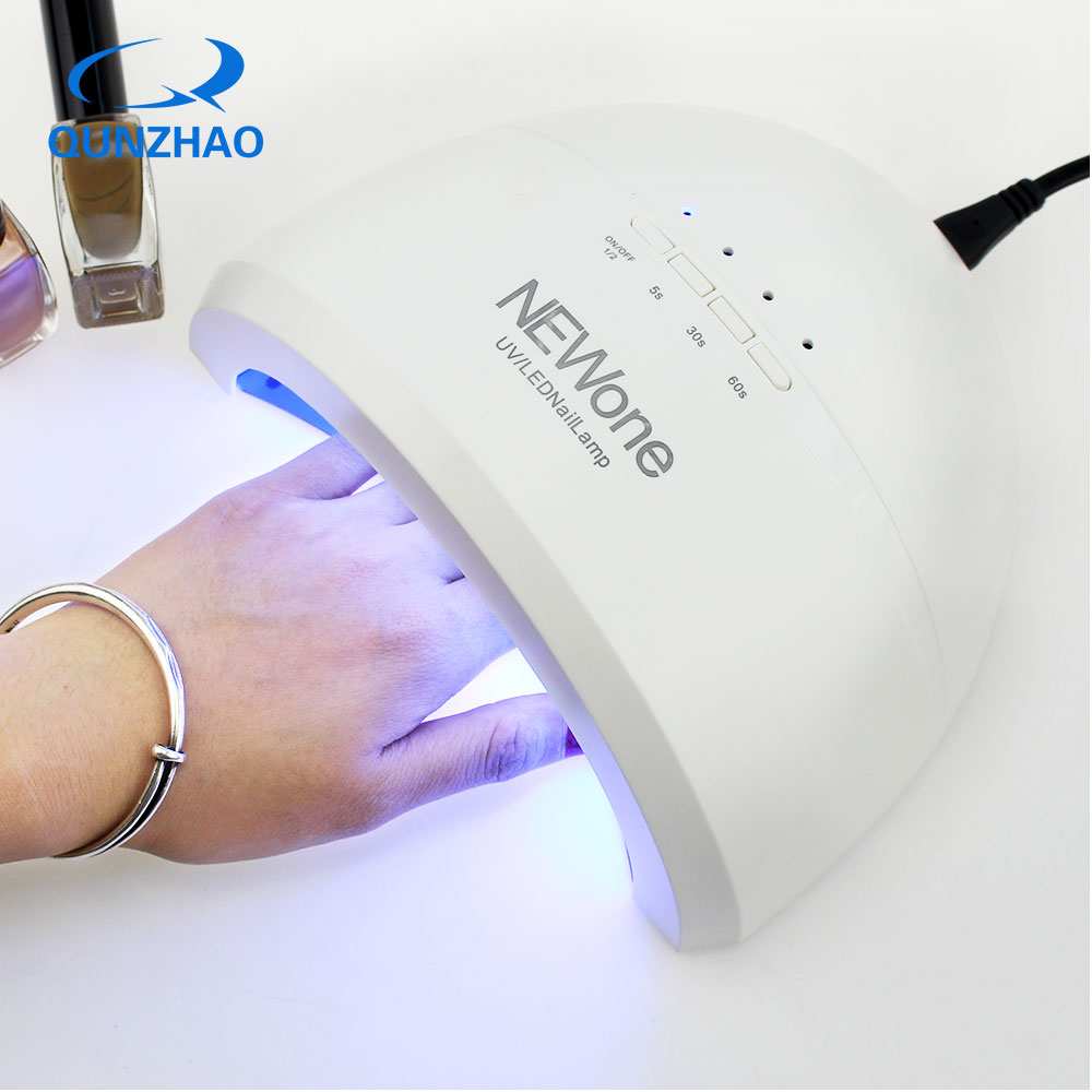 Newone 36W UV LED Lamp Nail Dryer For All Types Gel Polish UV Lamp Manicure LED Lamp For Fingers Toenails Nail Art ToolsNewone 36W UV LED Lamp Nail Dryer For All Types Gel Polish UV Lamp Manicure LED Lamp For Fingers Toenails Nail Art Tools