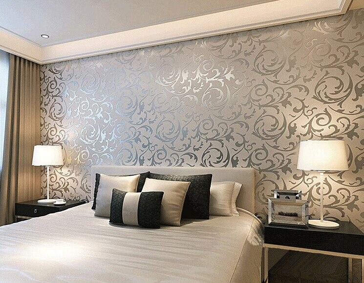 Papeles Pintados Para Dormitorios. Ideas Para Decorar La Habitacin ...