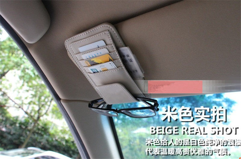 Beige Color Car Styling Hanger Bag