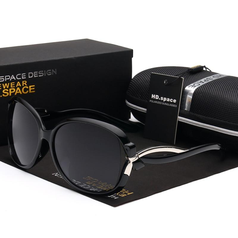 Women's Sunglasses Oculos-De-Sol Over-Size Butterfly Polarized New-Brand-Designer Driver-Eyewear