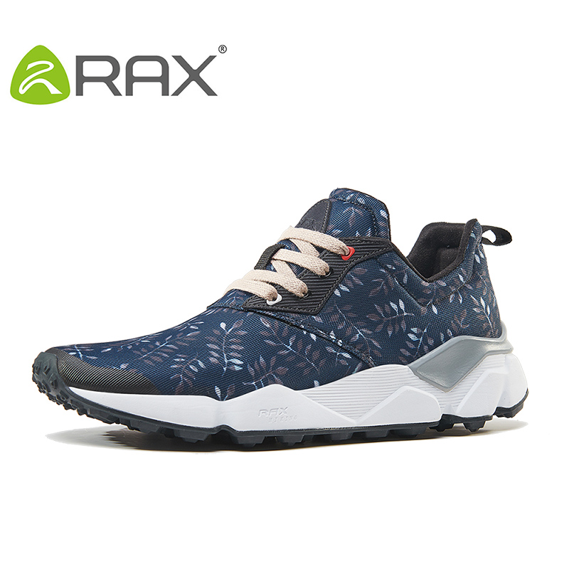 RAX Men Trail Running Shoes Women Outdoor Sport Sneakers  Breathable Athletic Shoes Walking Trainers Man Gym Running Lightweight