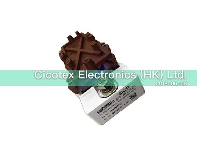 все цены на SKIIP613GB123CT MODULE IGBT SKIIP 613 GB 123 CT