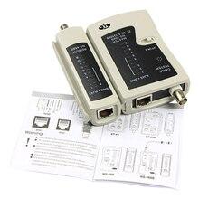 NOYOKERE высокое качество RJ45 RJ11 RJ12 CAT5 CAT 6 UTP сетевой кабель Lan тестовый er тестовый инструмент
