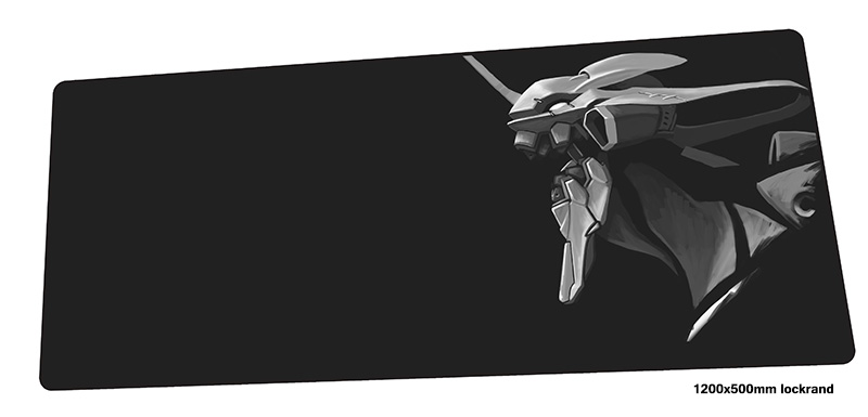 лучшая цена evangelion mouse pad 1200x500mm mousepads Adorable gaming mousepad gamer cool new large personalized mouse pads keyboard pc pad
