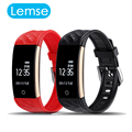 S2 Bluetooth Smart Band Wristband Heart Rate Monitor IP67 Waterproof Smartband Call Message Reminder Bracelet For Android IOS