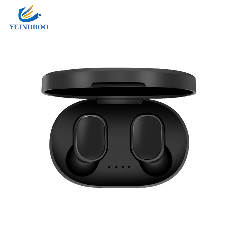 A6s Bluetooth Earphones 5.0 TWS Wireless Earphones Bluetooth Headset Stereo Earbuds with charge box  For xiaomi samsung magnetic attraction bluetooth earphone headset waterproof sports 4.2