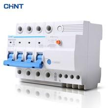 цена на CHNT 4P 32A Miniature Circuit Breaker Household Type C Air Switch Moulded Case Circuit Breaker