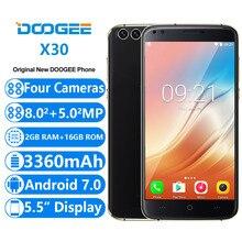 DOOGEE X30 – Quad Camera MTK6580A Quad Core 2GB RAM 16GB ROM
