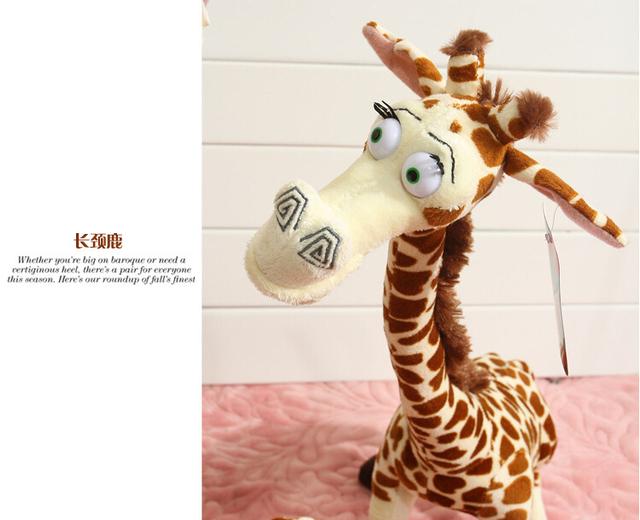 35CM Long Neck Giraffe Stuffed Plush Toy