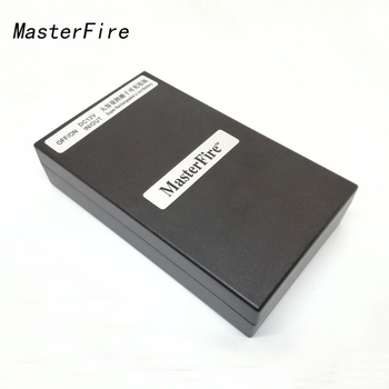 MasterFire 10set/lot New DC 12V 6800mah Rechargeable Li-ion Battery Lithium-ion Batteries Pack for CCTV camera YSD-12680