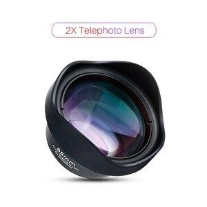 Image 4 - Ulanzi HD 4K caméra téléphone objectif 2X téléobjectif 100 grand Angle avec CPL 238 objectif Fisheye pour iphone 7/8 X HUAWEI P20 PRO xiaomi
