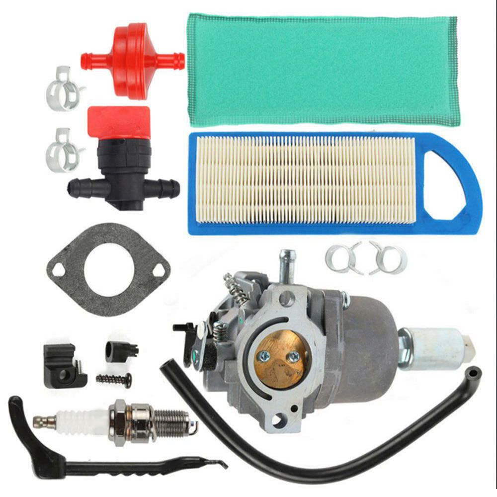 Carburetor Air Filter Kit For Briggs Stratton Carb 31F777 31G707 31G777 31H707 High Quality Tool Parts in Tool Parts from Tools