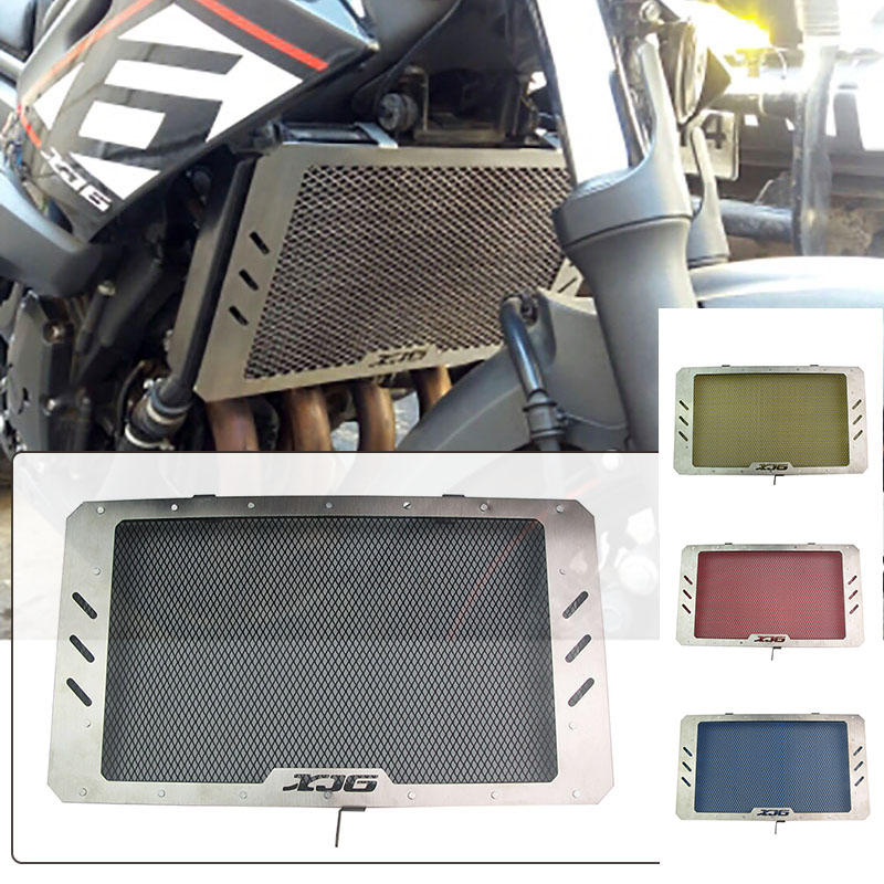 XJ6 XJ 6 2009 2011 2012 2013 2014 2015 2016 Radiator Grille Grill Guard Cover Protector For YAMAHA XJ6 2009-2016 4 Colors New ковер kamalak tekstil ук 0515