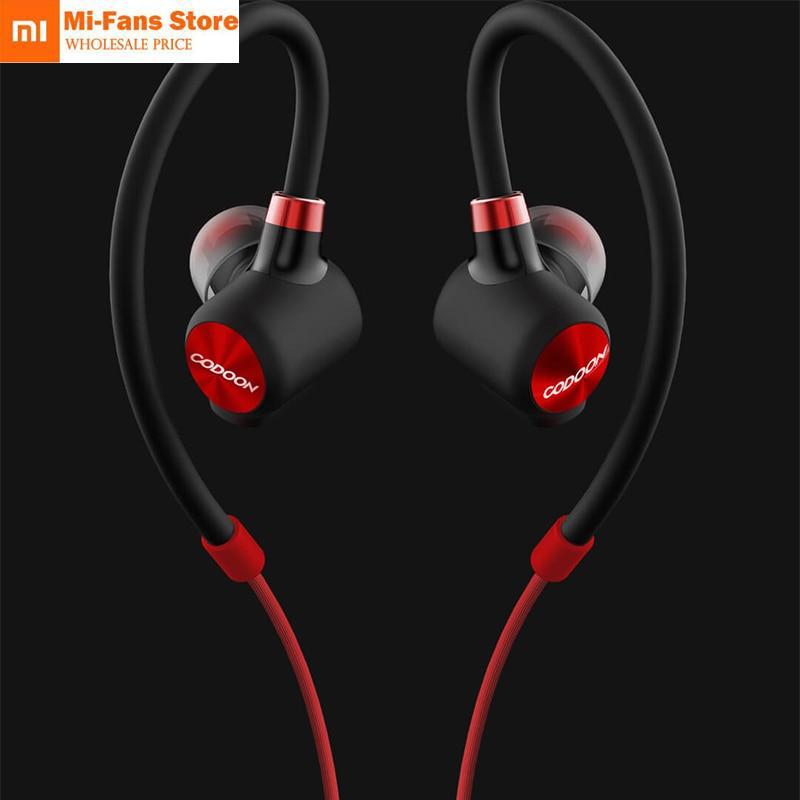 Originele xiaomi CODOON smart hartslag oortelefoon sport bluetooth waterdichte headset gewoon 15g CODOON app controle voor telefoon-in Bluetooth Oordopjes & Koptelefoon van Consumentenelektronica op  Groep 1