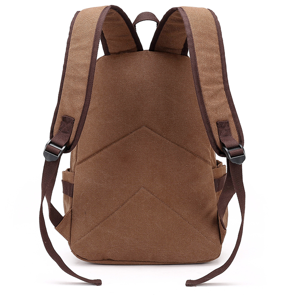 School bag for girl - Local Lion Canvas Casual Backpacks School Bag For Girl Boy Water Resistant Laptop Bag Men Women Shoulder Backpack Hqb1776 In Backpacks From Luggage Bags