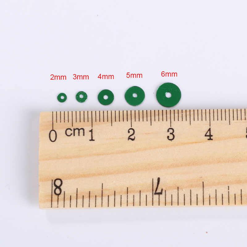 IPatches 3 มม.4 มม.5 มม.6 มม.แบนPvcหลวมเลื่อมPaillettesเย็บวัสดุ,อุปกรณ์เสริม,เลื่อมConfettiงานฝีมือ