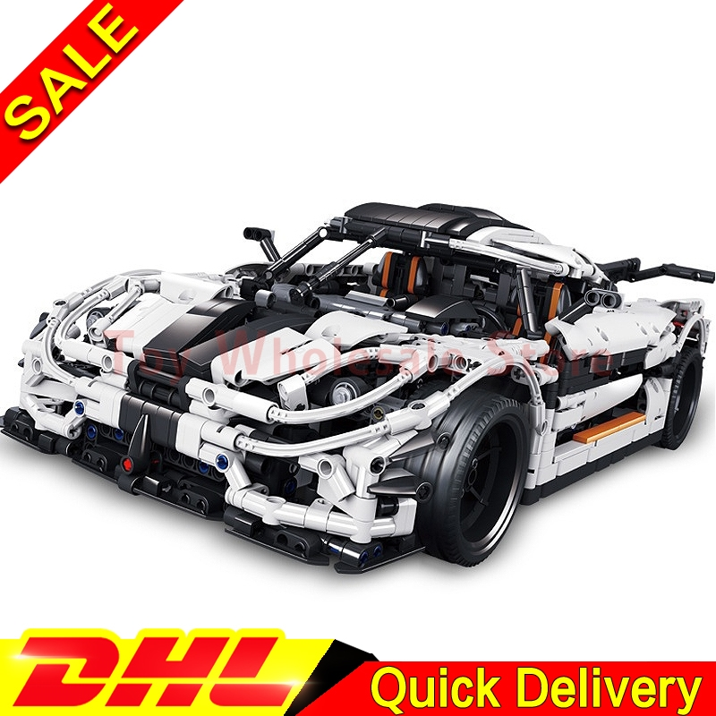 In Stock Lepin 23002 3136Pcs Technic Kits The Super Racing Car Set Children Educational Building Blocks Bricks Model Toys 4789 on stock new super thomas small train electric track car boy puzzle large car racing for children s christmas gift kids toys