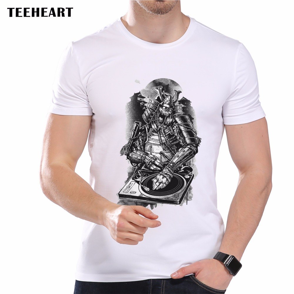 Design t shirt and get paid - Teeheart 2017 New Men S Cool Fashionable Warrior Pay Music Printed Designer T Shirt Summer Modal