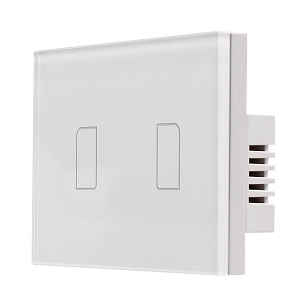 Broadlink Tc2 1 2 3 Gang Light Switch Wall Touch Panel Uk Eu Us Standard Smart Home 433mhz Wifi 4g Remote Control Via Rm Pro In From