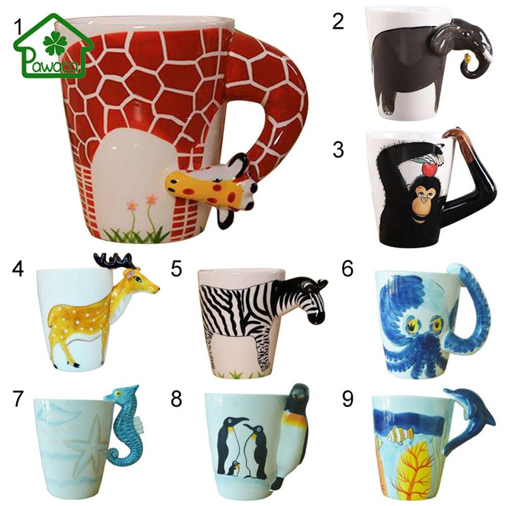 3D Animal Giraffe Shap...