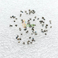YOU KIT Original New Complete Full Bolts Screws Set For iPhone 5S Gray Silver Gold