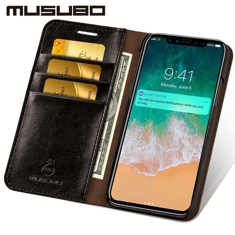 Musubo Kulit Telepon Kasus Cover Untuk iPhone 8 Ditambah 5 5 s SE - Aksesori dan suku cadang ponsel - Foto 4