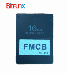 Free McBoot 16MB Memory Card for PS2 FMCB Memory Card v1.953