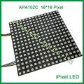 APA102 LEVOU 5050 RGB 16x16 256 LED de Matriz para Arduino