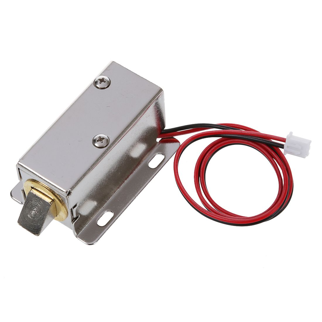 CSS 0837L DC 12V 8W Open Frame Type Solenoid for Electric Door Lock
