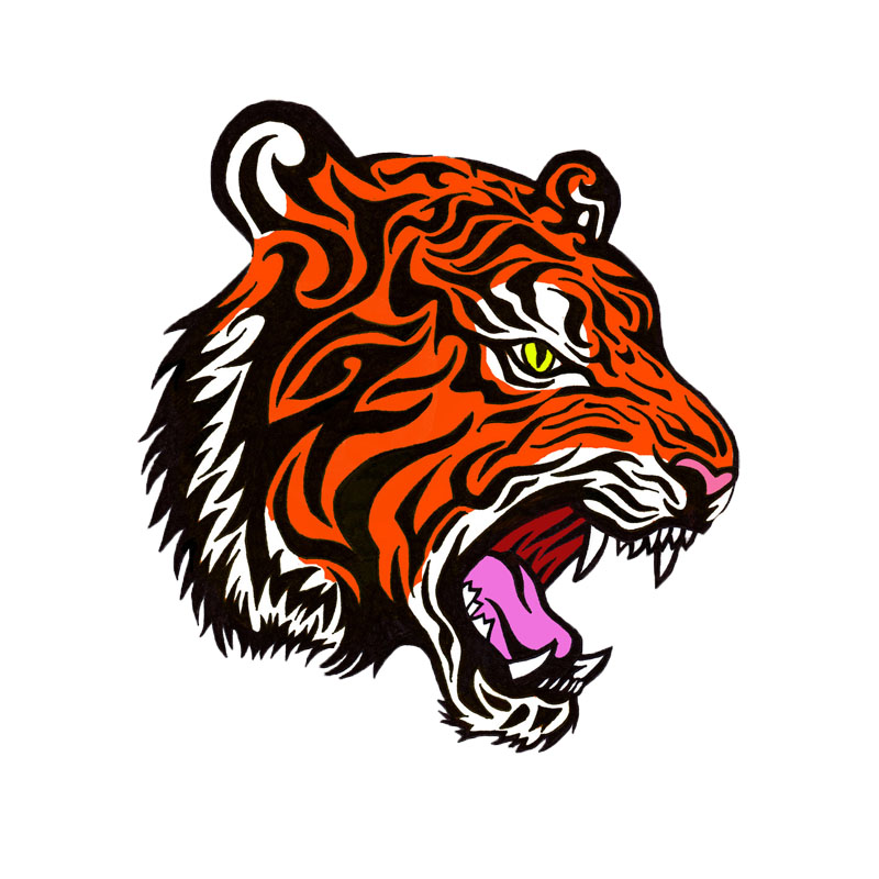 Yjzt 13 3cm 14 4cm Ferocious Tiger Silhouette Decal Pvc Motorcycle Car Sticker 11 00624 Car Stickers Aliexpress On this page presented 34+ tiger head silhouette photos and images free for download and editing. us 1 03 40 off yjzt 13 3cm 14 4cm ferocious tiger silhouette decal pvc motorcycle car sticker 11 00624 car stickers aliexpress