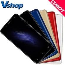 CUBOT origine Arc-En-2 3G Mobile Téléphones Android 7.0 16 GB ROM 1 GB RAM Quad Core 2.5D 720 P 3 Caméra 5.0 pouce Double SIM Cellulaire téléphone