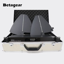 Betagear Antenna Distributor System ua845 / 890 Professional Signal booster unit 500-950MHz UHF Microfone Splitter Collector
