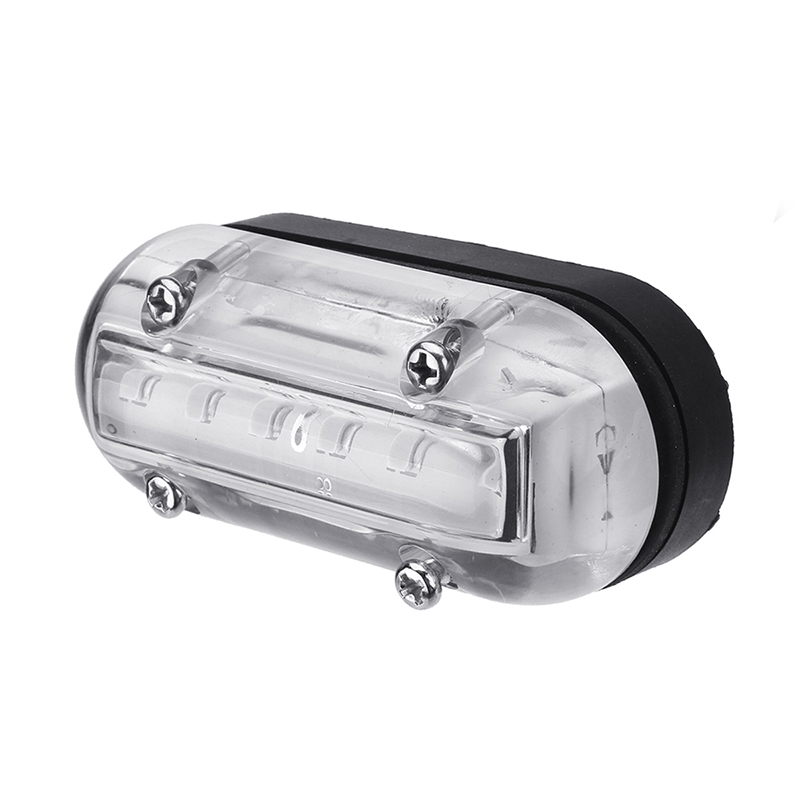 Image 5 - 12V Marine Yacht LED Underwater Light Waterproof Landscape Lamp Boat Accessories White/Blue/Green-in Marine Hardware from Automobiles & Motorcycles