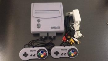 TV Video Game Console for Snes 16 Bit Ga...