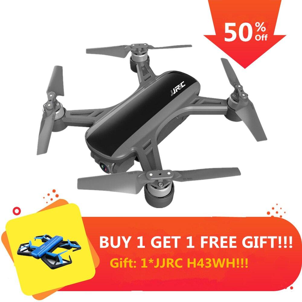 JJRC X9 Heron GPS Drone con 1080 P 5G WiFi Cámara FPV giroscopio de flujo óptico posicionamiento RC Drone GPS quadcopter con cámara