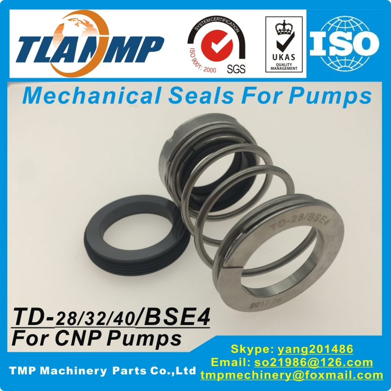 US $28 0 |TD 28 TD 32 TD 40 /BSE4/BSF4 Mechanical Seals for CNP Pumps TD  Series Centrifugal pipe circulating Hot Water pumps-in Seals from  Automobiles