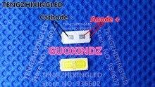Für LG LED TV Anwendung LED LCD TV Hintergrundbeleuchtung 1W 7030 6V Cool white High Power LED LED hintergrundbeleuchtung