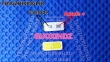 Per LG LED TV Application LED LCD TV Retroilluminazione 1W 7030 6V bianco Freddo LED Ad Alta Potenza LED retroilluminazione