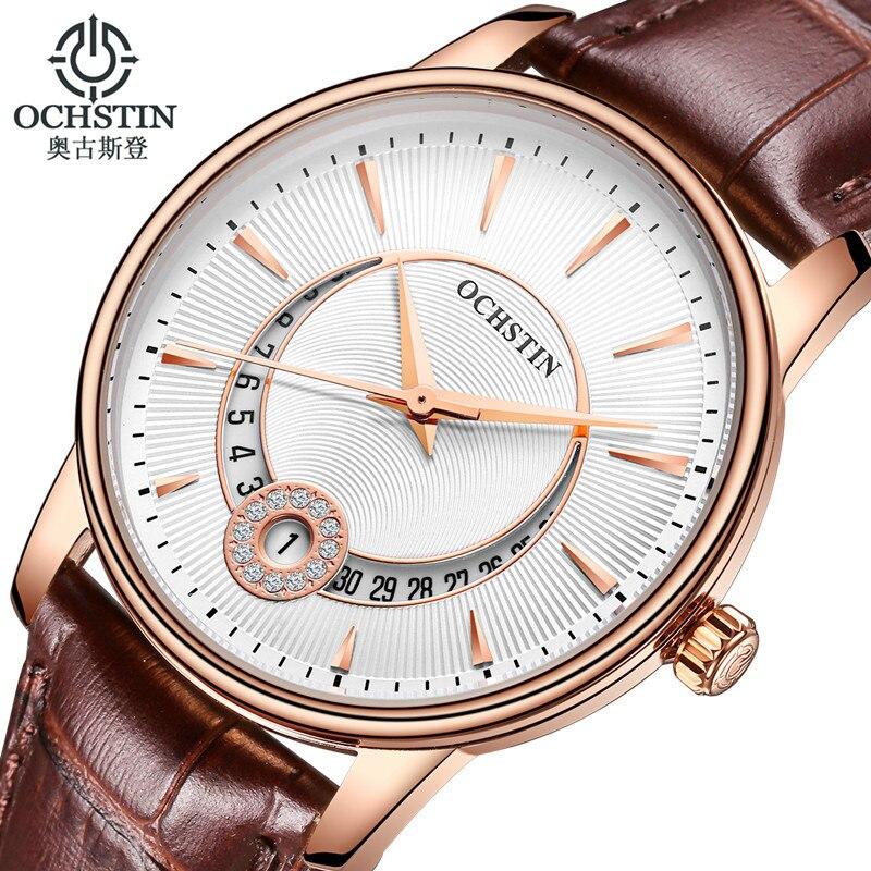 Marque OCHSTIN Femmes Montres De Mode de Quartz-montre Femmes Montre-Bracelet Horloge Relojes Mujer Robe Dames Montre D'affaires Montre Femme