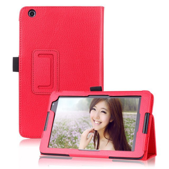 Tablet PU Leather Case cover voor lenovo A5500 Tab ideatab A8 7-Color - Tablet accessoires - Foto 2