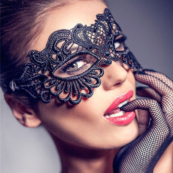 Party Masquerade Queen Mask