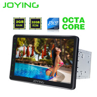 JOYING Latest PX5 Octa 8 Core Android 6 0 2din Car Radio Audio 2G 32G Autoradio