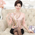 Autumn and winter long-sleeved pullover feminino fashion sweater flowers loose big yards cashmere women sweaters