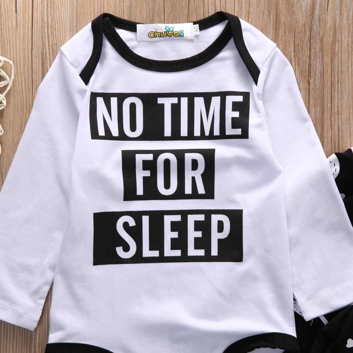 11d49bc4a ... 2 Pcs Babies Clothing Set Newborn Baby Kids Girl Boy Outfit Infant New  Kid Bodysuit Onesie ...