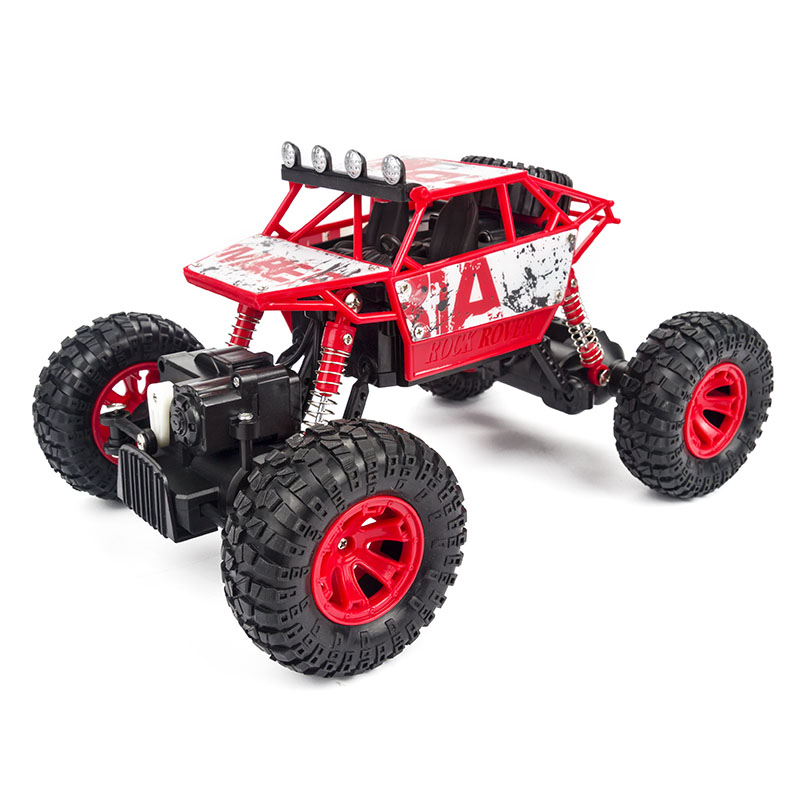 HELIWAY 1:18 RC Car 4WD Extreme Crawler SUV 2.4GHz Remote Control Mini Off Road Car High Speed Rock Rover Toys