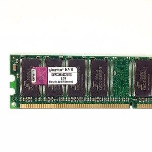 Image 4 - كينغستون 1G 1GB DDR PC 2700 3200 u DDR 1 333MHZ 400 MHZ 333 400 MHZ حاسوب شخصي مكتبي ذاكرة ميموري وحدة كمبيوتر سطح المكتب DDR1 RAM