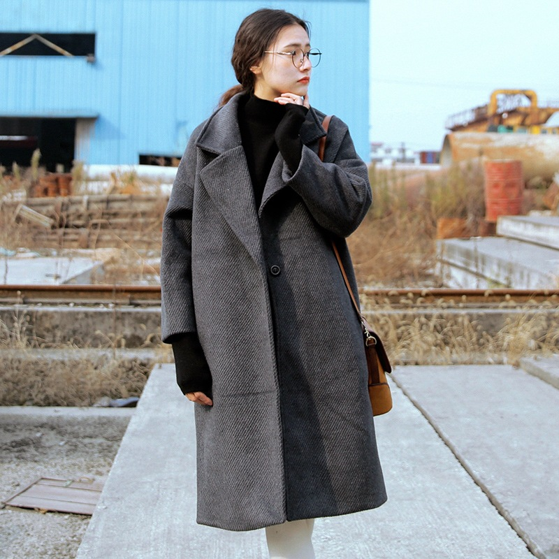 Compare Prices on Oversized Wool Coat- Online Shopping/Buy Low ...
