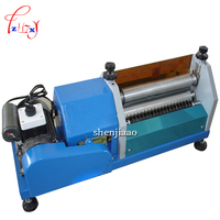 220V 250W LZ-103    Automatic Bonding Machine 27 cm Glue Coating Machine for Paper  Leather  Wood  Glue Machine