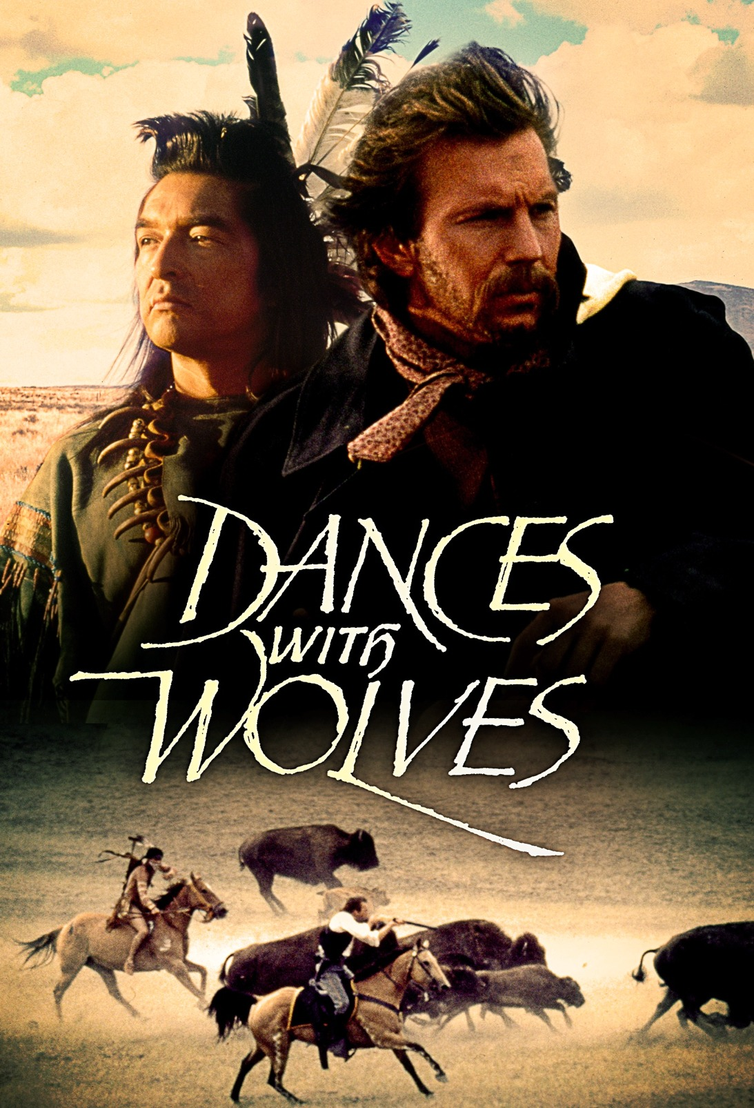 Image result for dances with wolves poster