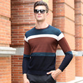Autumn Sweater Men Down Coat Christmas Pullover Men Knitted Cardigans Pull Homme Long Sleeve Standard Sweaters Male Jumper 010
